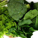 dark green vegetables