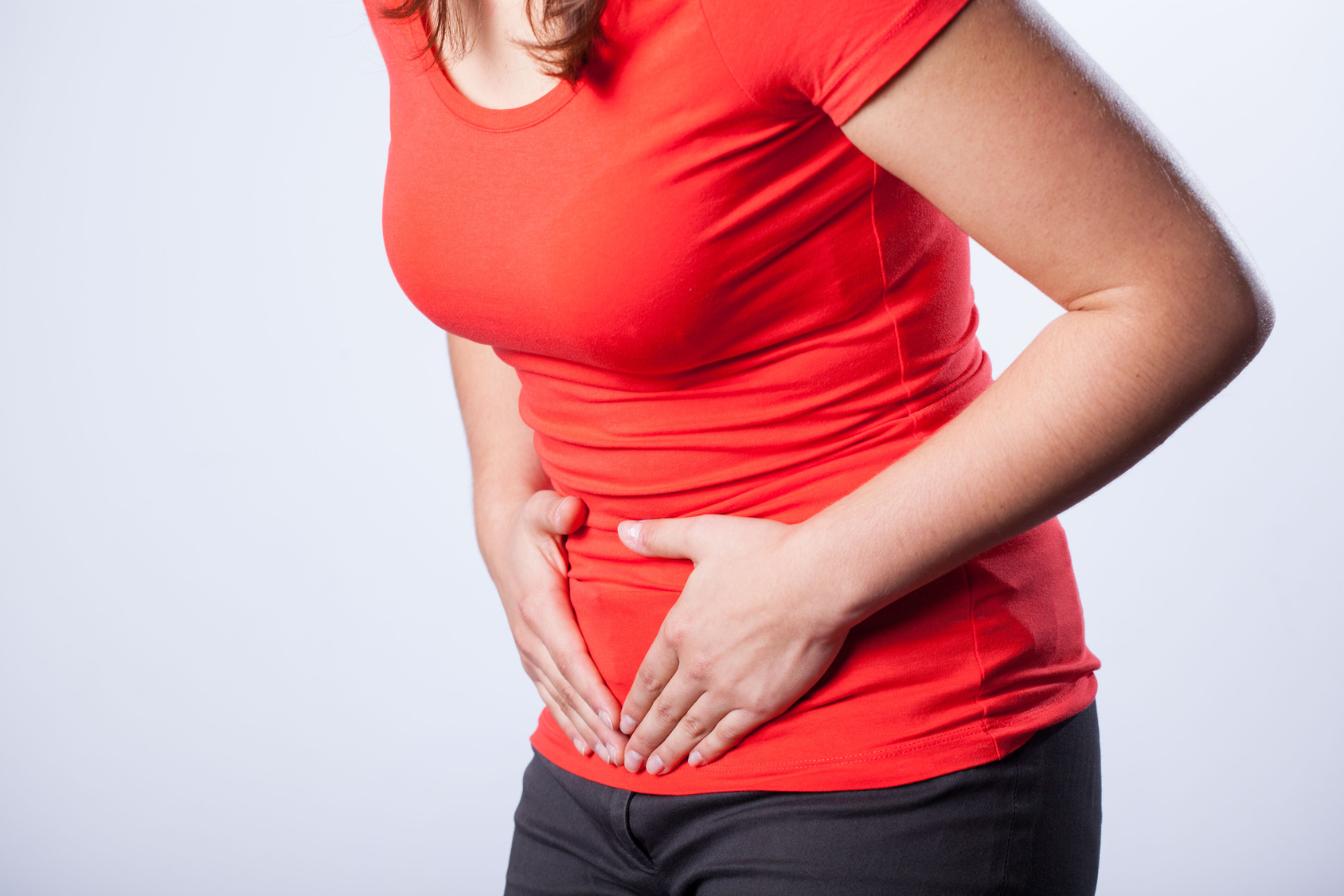 Pain in lower abdomen during periods